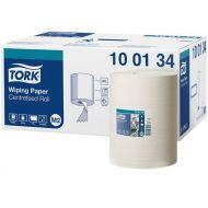 Tork 100134 M2 6x Mehrzweck Papierwischtücher Advanced 415, 1-lagig, 275m x 24,5 cm VE=6 Rollen weiß