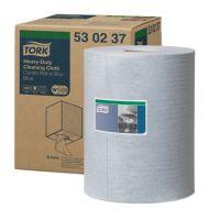 Tork 530237 W1/W2/W3 Reinigungstücher Extra-Stark 530 blau