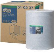 Tork 510237 Reinigungstücher 1 Rolle 152m Blau 510 W1/W2/W3