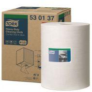 Tork 530137 W1/W2/W3 Reinigungstücher Extra-Stark 530 weiß
